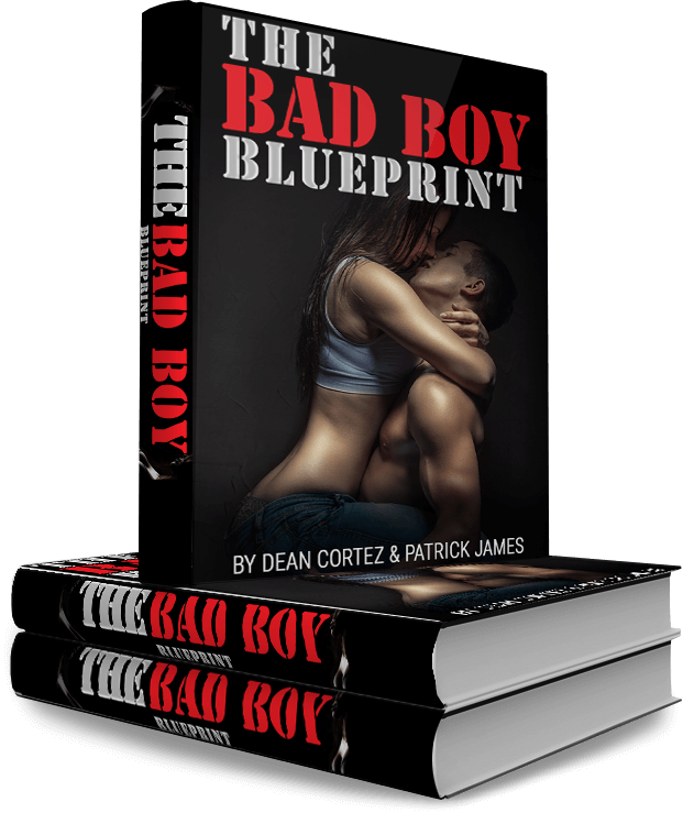 Bad Boy Blueprint Book